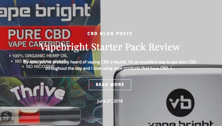 Visit the CBD Blog.